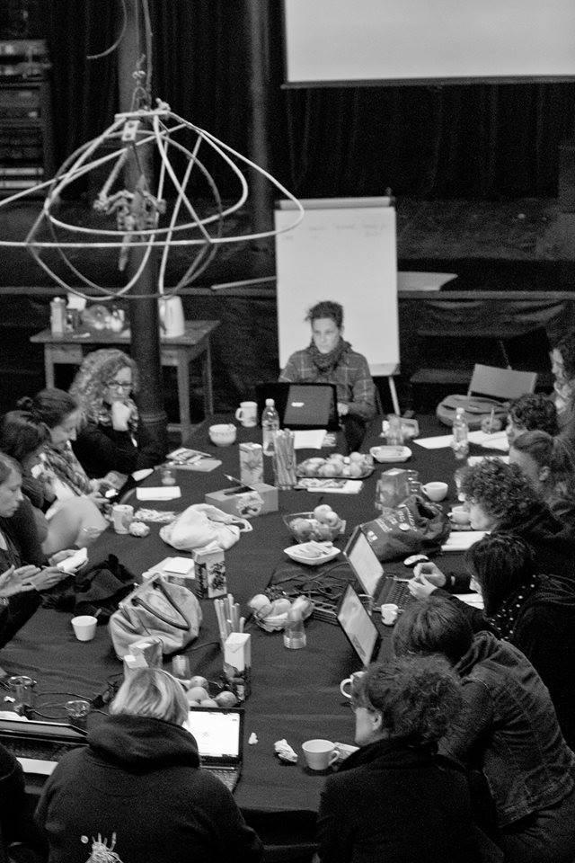 Radni sastanak mreže u Ljubljani 12. i 13.  10. 2013.