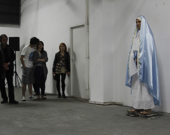Apparition (of Virgin Mary)