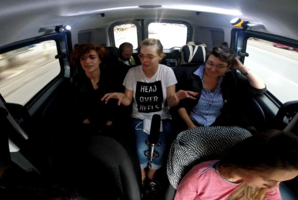 """Tiiiit! Inc. presents the """"Female Belgrade"""""""