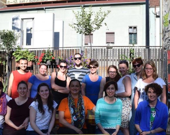Regionalni sastanak članica Mreže kulturnih rodnih praksi u Beogradu