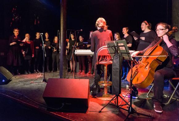 Feministični pevski zbor Z'borke