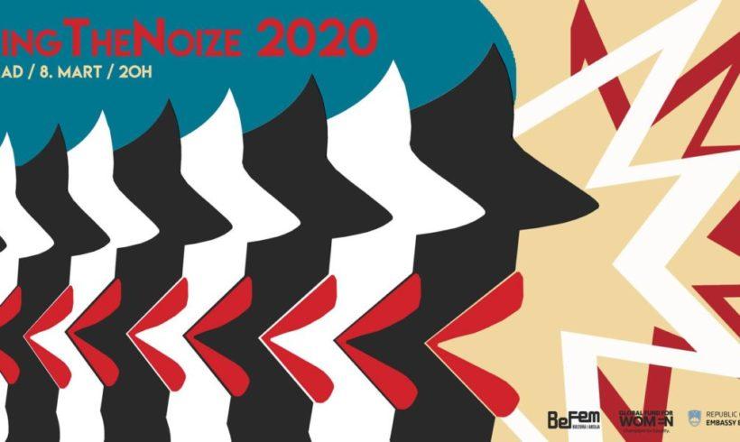 Bring the Noize #4 by BeFem: Dodjela priznanja za feminističke inicijative