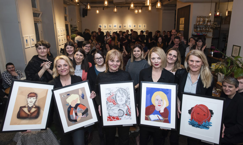 Croatia: And Fierce Women WOW Awards go to…