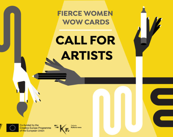 FIERCE WOMEN WOW CARDS – CALL FOR ARTISTS