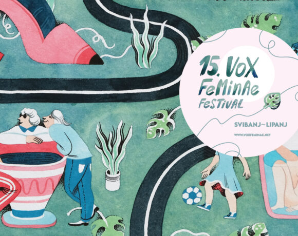 WoW program at Vox Feminae festival