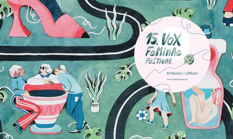 WoW program at Vox Feminae festival